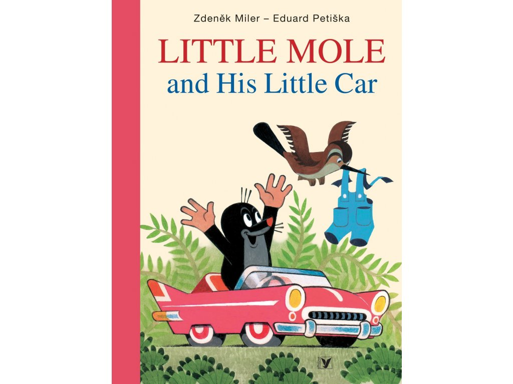 LITTLE MOLE AND HIS LITTLE CAR, EDUARD PETIŠKA, zlatavelryba.cz (1)