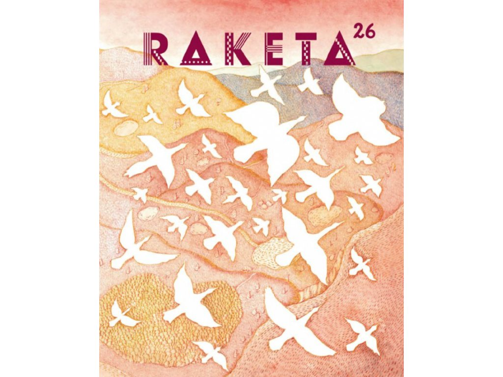 RAKETA 26, zlatavelryba.cz