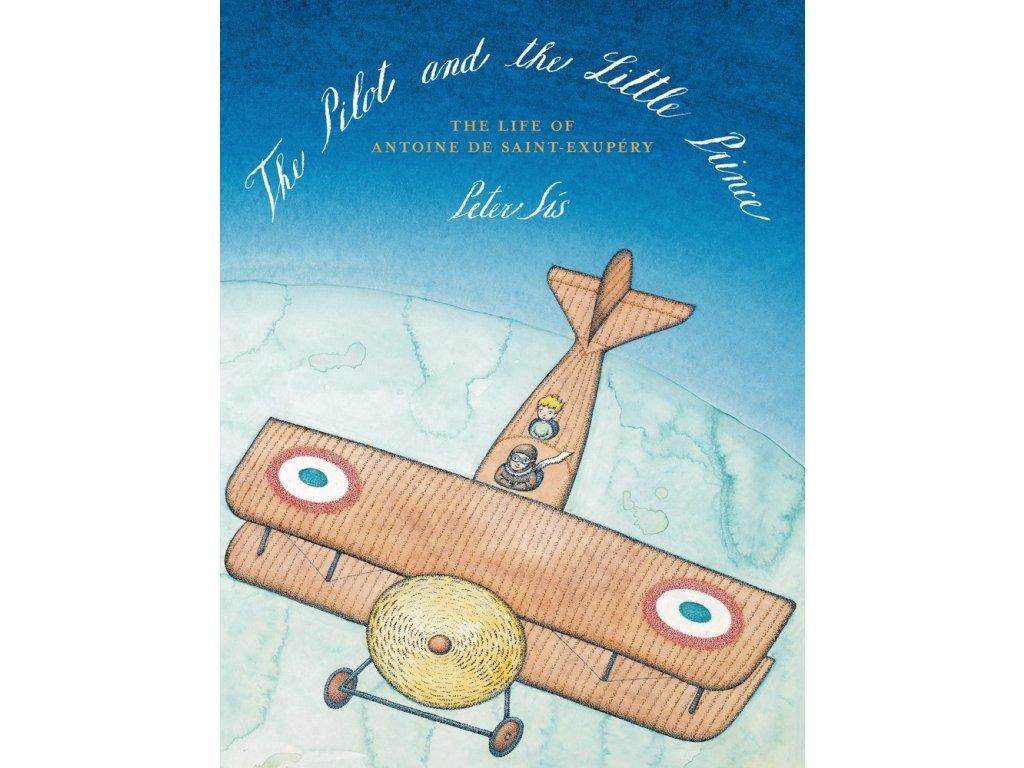 PILOT AND THE LITTLE PRINCE, PETR SÍS, zlatavelryba.cz (1)