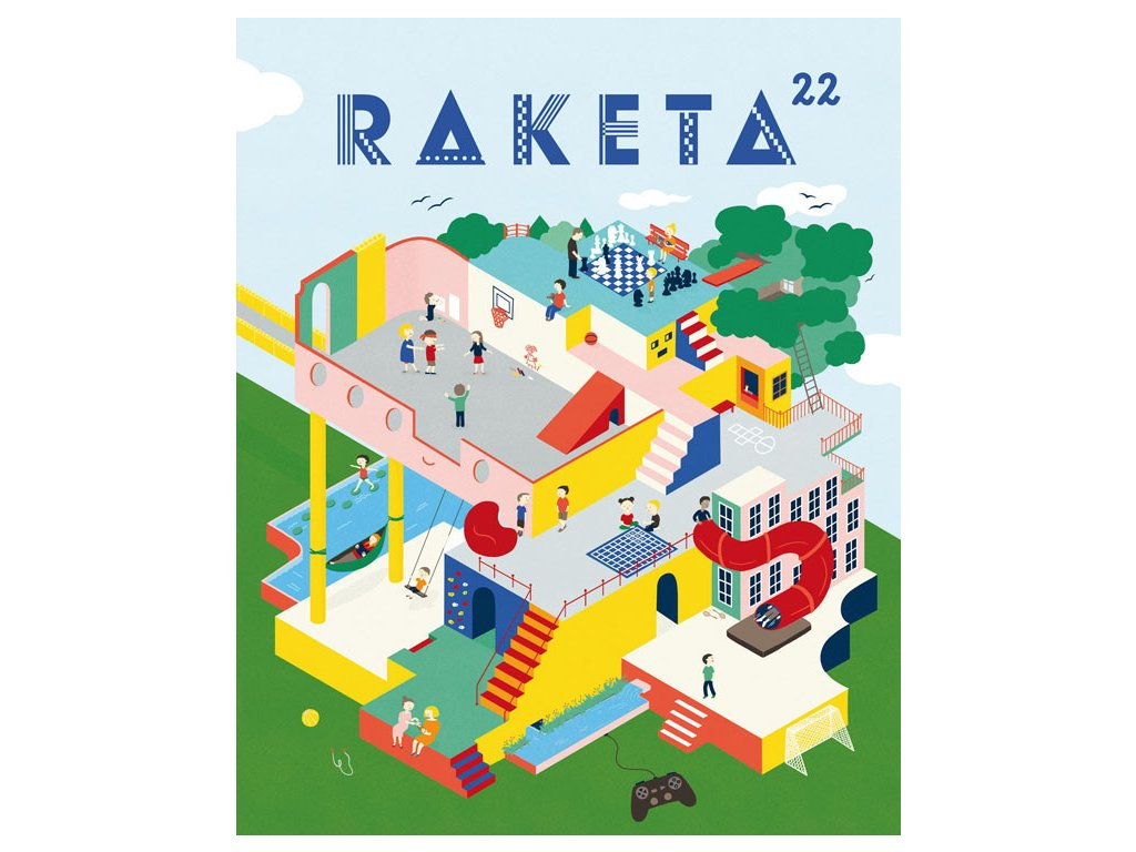 Raketa 22, www.zlatavelryba.cz
