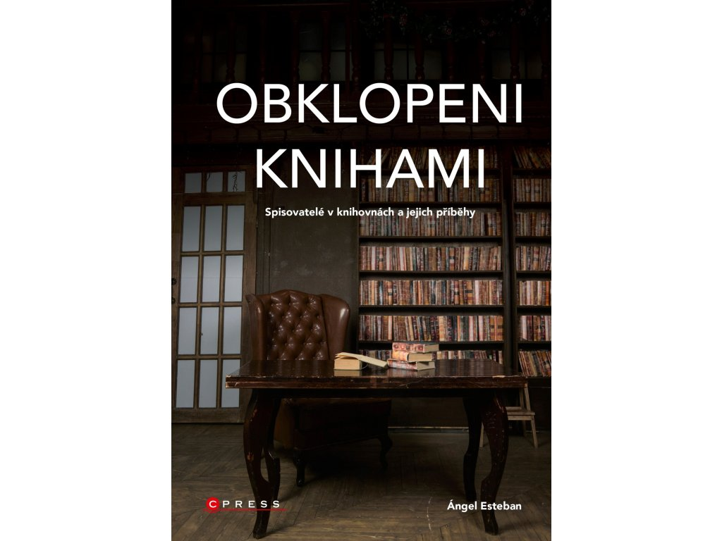 OBKLOPENI KNIHAMI, ÁNGEL ESTEBAN, zlatavelryba.cz (1)