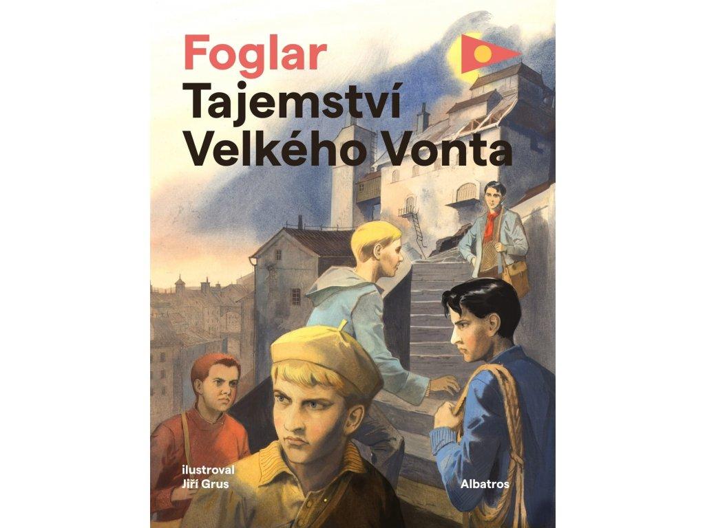 TAJEMSTVÍ VELKÉHO VONTA, JAROSLAV FOGLAR, zlatavelryba.cz (1)