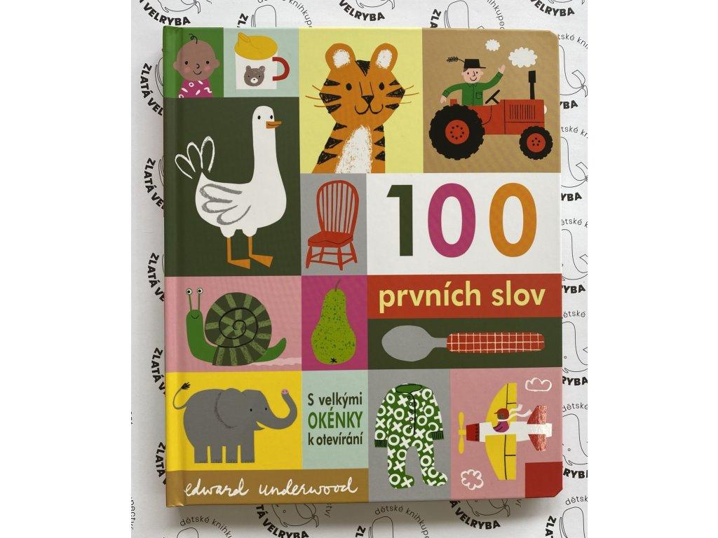 100 PRVNÍCH SLOV, EDWARD UNDERWOOD, zlatavelryba.cz (1)