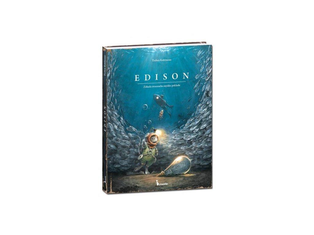 Edison, Torben Kuhlmann, zlatavelryba.cz, 1