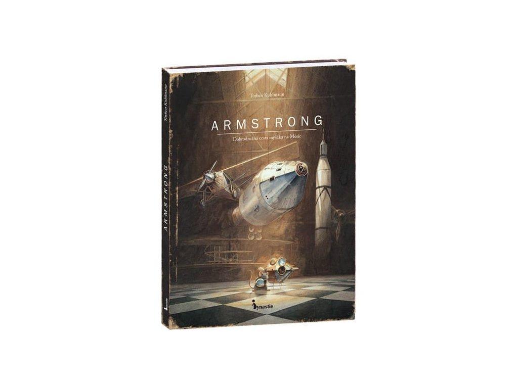 Armstrong, Torben Kuhlman, zlatavelryba.cz, 1