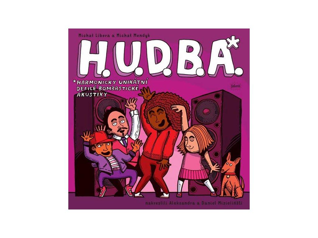 H.U.D.B.A., zlatavelryba.cz, 1