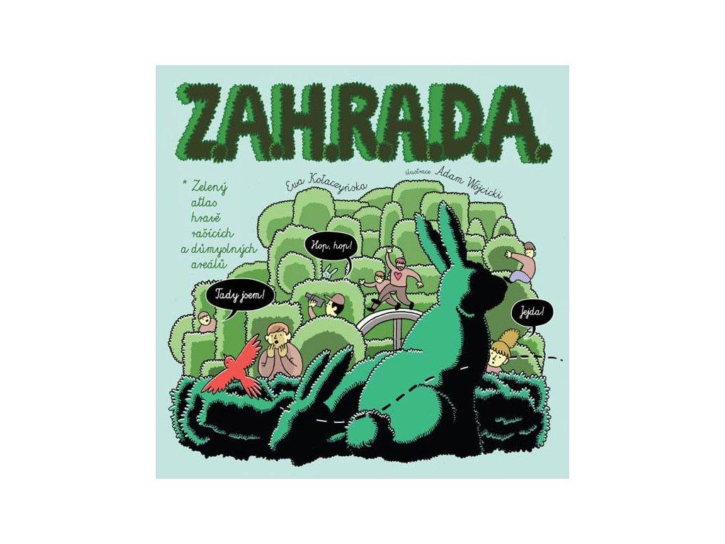 Z.A.H.R.A.D.A., Ewa Kolaczyńska, zlatavelryba.cz 1