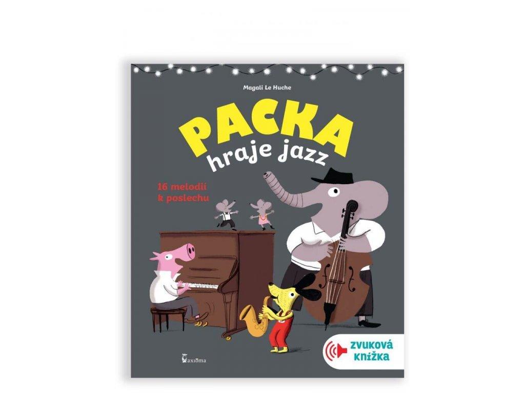 PACKA HRAJE JAZZ, MAGALI LE HUCHE, zlatavelryba.cz, 1