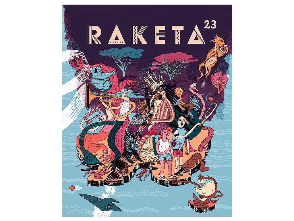 Raketa 23, zlatavelryba.cz 1
