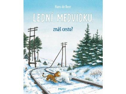 LEDNÍ MEDVÍDKU, ZNÁŠ CESTU, HANS DE BEER, zlatavelryba.cz (1)