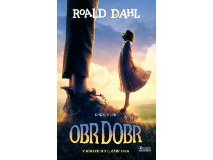 Obr Dobr, filmová obálka, Roald Dahl, zlatavelryba.cz (2) 3