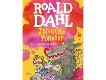 ZDIVOČELÉ POHÁDKY, ROALD DAHL, zlatavelryba.cz, 1