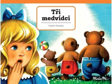 Tři medvídci, Vojtěch Kubašta, zlatavelryba.cz(1)
