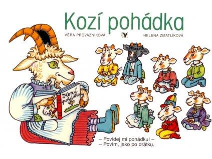 KOZÍ POHÁDKA, PROVAZNÍKOVÁ, zlatavelryba.cz (1)
