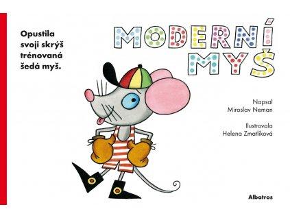 MODERNÍ MYŠ, NEMAN, zlatavelryba.cz (1)