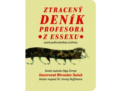 ZTRACENÝ DENÍK PROFESORA Z ESSEXU, ŠAŠEK, zlatavelryba.cz (1)