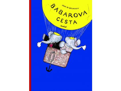 BABAROVA CESTA, JEAN DE BRUNHOFF, zlatavelryba.cz (1)