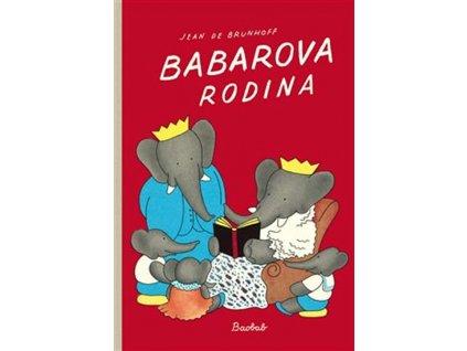 BABAROVA RODINA, JEAN DE BRUNHOFF, zlatavelryba.cz