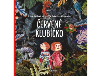 ČERVENÉ KLUBÍČKO, IRENA HEJDOVÁ, zlatavelryba.cz (1)