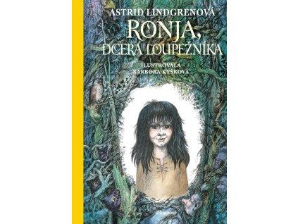 Ronja,dcera loupežníka,Astrid Lindgrenová,zlatavelryba.cz 1