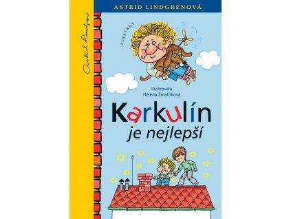Karkulín je nejlepší, Astrid Lindgrenová, zlatavelryba.cz 1