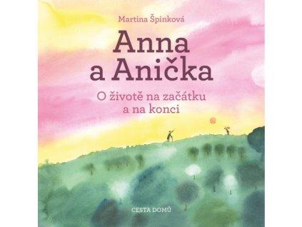 ANNA A ANIČKA, MARTINA ŠPINKOVÁ, zlatavelryba (1)