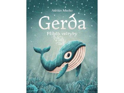 GERDA 1, ADRIÁN MACHO, zlatavelryba.cz (1)