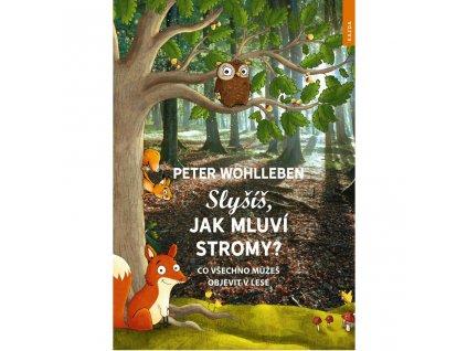 SLYŠÍŠ, JAK MLUVÍ STROMY, WOHLLEBEN PETER, zlatavelryba.cz (1)