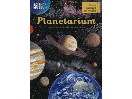 Planetarium, Jenny Broomová, zlatavelryba.cz 1