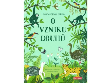 O vzniku druhů Darwinova teorie pro děti, zlatavelryba.cz (1)