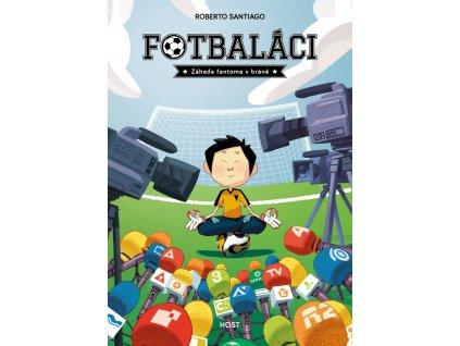Fotbaláci 3, Roberto Santiago, zlatavelryba.cz eshop