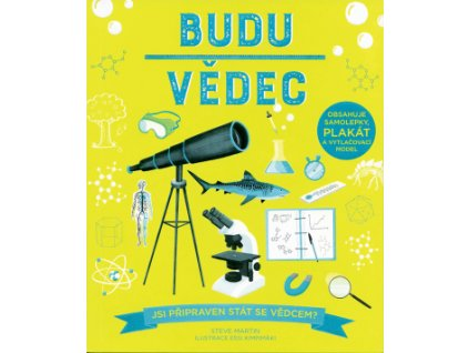 BUDU VĚDEC, STEVE MARTIN, zlatavelryba.cz (1)
