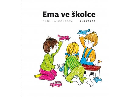 EMA VE ŠKOLCE, GUNILLA WOLDOVÁ, zlatavelryba.cz (1)
