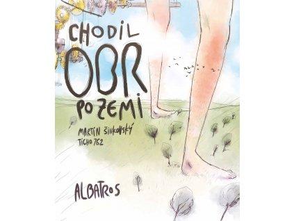CHODIL OBR PO ZEMI, MARTIN ŠINKOVSKÝ, zlatavelryba.cz (1)