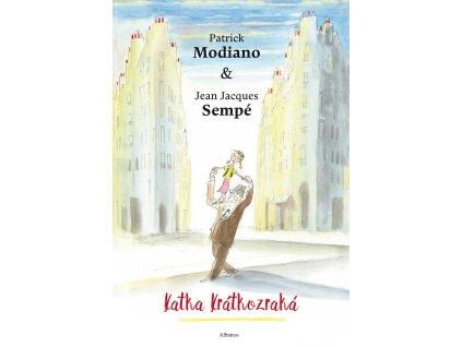 KATKA KRÁTKOZRAKÁ, PATRICK MODIANO, zlatavelryba.cz (1)