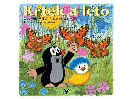 KRTEK A LÉTO, HANA DOSKOČILOVÁ, zlatavelryba.cz (1)