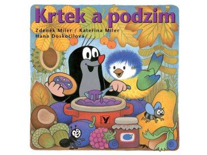 KRTEK A PODZIM, HANA DOSKOČILOVÁ, zlatavelryba.cz (1)