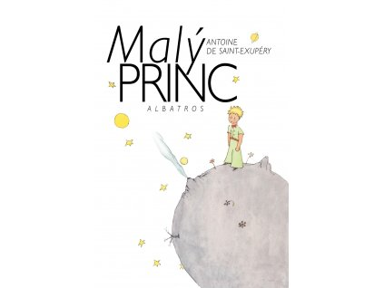 MALÝ PRINC, ANTOINE DE SAINT EXUPÉRY, zlatavelryba.cz (1)