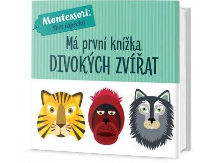 Má první knížka Divokých zvířat, Agnese Baruzzi, zlatavelryba.cz 1