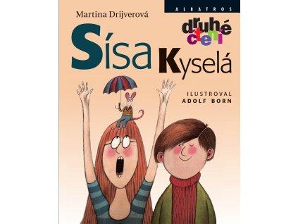 Sísa Kyselá, Martina Drijverová, zlatavelryba.cz 1