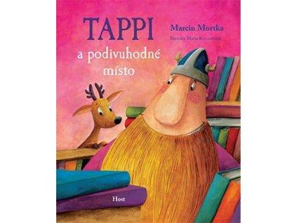 Tappi a podivuhodné místo, Marcin Mortka, zlatavelryba.cz