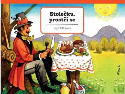 Stolečku, prostři se, Vojtěch Kubašta, zlatavelryba.cz 1