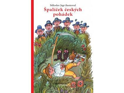 ŠPALÍČEK ČESKÝCH POHÁDEK, KOLEKTIV, zlatavelryba.cz (1)