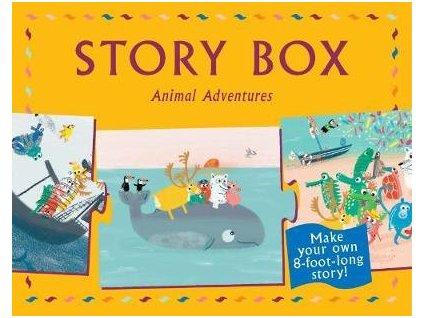 Story Box, Animal Adcentures, zlatavelryba.cz, 8