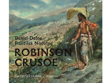 ROBINSON CRUSOE (AUDIOKNIHA), zlatavelryba.cz