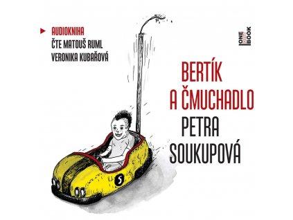 BERTÍK A ČMUCHADLO (AUDIOKNIHA), zlatavelryba.cz