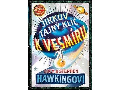 Jirkův tajný klíč k vesmíru, Lucy a Stephen Hawkingovi, zlatavelryba.cz 1