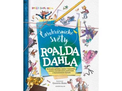 ČAROKRÁSNICKÉ SVĚTY ROALDA DAHLA, STELLA CALDWELLOVÁ, zlatavelryba.cz (1)