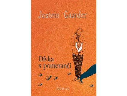 Dívka s pomerančí, J. Gaarder, zlatavelryba.cz, 1
