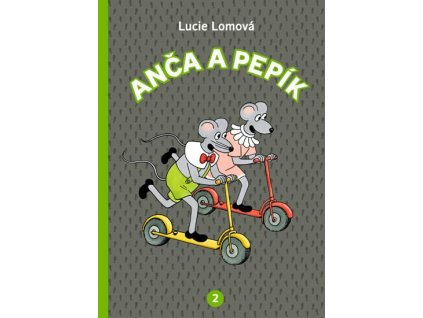Anča a Pepík 2, Lucie Lomová, zlatavelryba.cz